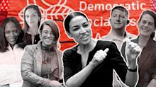 The Democratic Socialists of America show their muscle in New York congressional upset