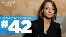 The 50 Greatest Actors Alive: No. 42 Jodie Foster