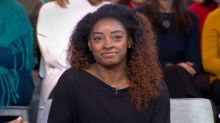 Gymnastics champion Simone Biles reveals she takes anxiety medicine, goes to therapy after speaking out on sexual abuse