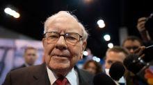 巴菲特談美股大跌:活了89年首見