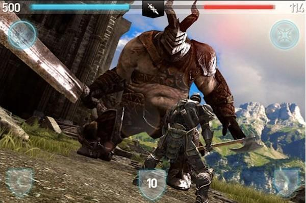 Infinity Blade 2 launches tonight, into world of Deathless tyrants and legion of Titans (video)
