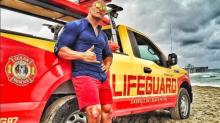 The Rock Is At The Set of 'Baywatch,' Having More Fun Than You