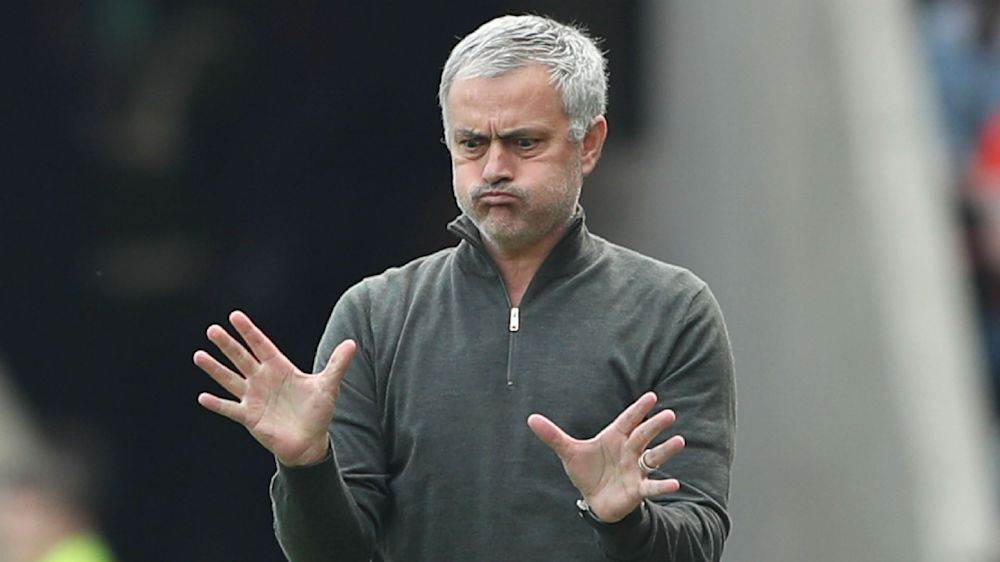 "Manchester United, Mourinho : ""Batailler jusqu'au bout"""