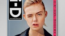 Elle Fanning Covers 'i-D''s Trans Issue & 'Teen Vogue''s Young Hollywood Issue