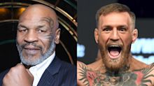 Mike Tyson says he could beat Conor McGregor: 'I'm going to kick his ass anyway'
