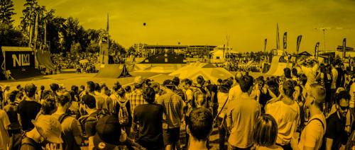 NL Contest 2017 - BMX, Skate, Roller, Scooter, Dance, Parkour à Strasbourg