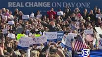 Ted Oberg with Romney campaign in NH