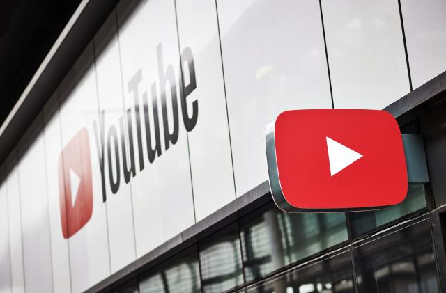 YouTube's website is now more tablet-friendly