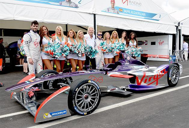 Richard Branson hints at Virgin electric cars to rival Tesla