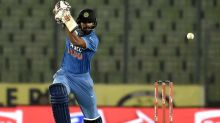 2017 Deodhar Trophy, day 1- round-up: Shikhar Dhawan's century and Dhawal Kulkarni's hat-trick take India B home