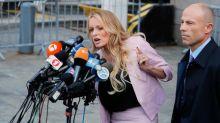Trump's personal lawyer Cohen loses bid for quick Avenatti gag order