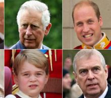 Royal family tree: where will Harry and Meghan's baby fit into the line of succession to the British throne?