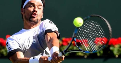 Tennis - ATP - Miami - Miami : Fabio Fognini premier qualifié en demi-finale