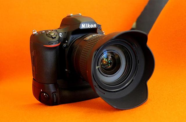 Nikon's mid-range D750 DSLR acts pricier than it actually is