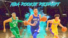 Rookie Redraft: Checking in on the top 10 NBA rookies after one month