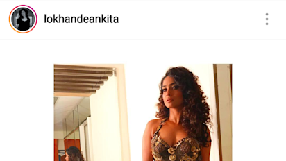 Check out your favorite bahuranis from television, channeling their inner sensuous divas.