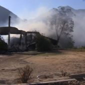 Most evacuations canceled for Southern California wildfire