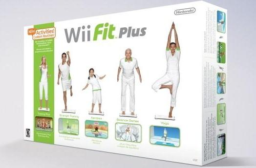 Wii Fit and Wii Fit Plus move one million units in Australia