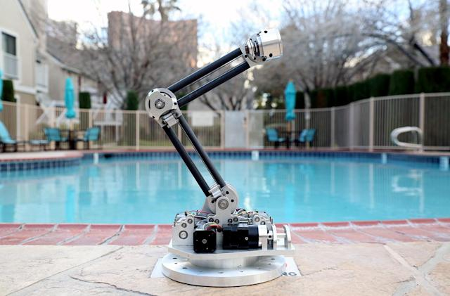 Meet KATIA, a robotic arm that wants to do it all