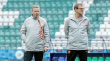 Koeman praised second-half display, says Netherlands interim boss Lodeweges