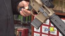 Local gun sales boom after election