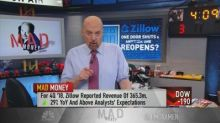 Cramer: Zillow's home-flipping plan is too risky even with a new CEO