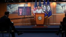 Hopes for fresh round of U.S. coronavirus relief fade as Congress goes home