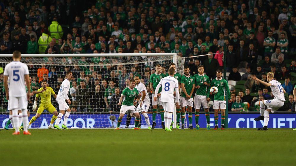 Republic of Ireland 0 Iceland 1: Magnusson magic hands hosts rare loss