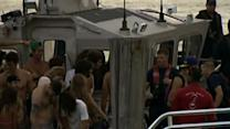30 Rescued After Boat Capsizes Near Miami