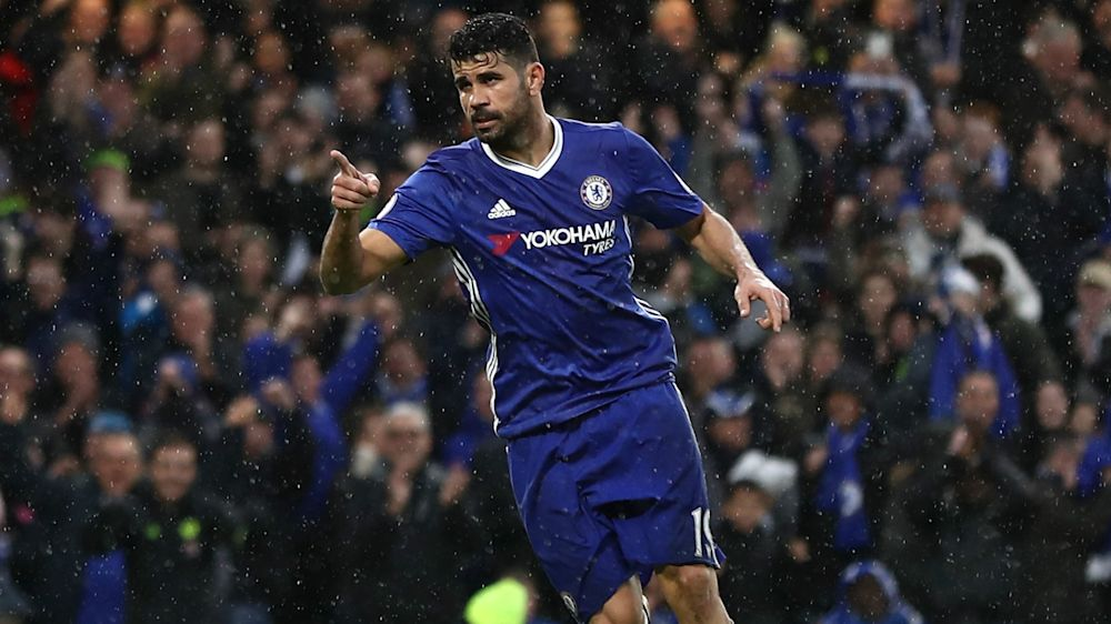 Tianjin Quanjian poised to sign 'two or three stars' as Costa speculation builds