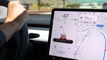 Wild video shows a Model 3 owner asleep at the wheel on a California freeway