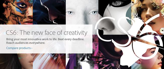 Adobe Creative Suite 6 Now Available Cloud Add On Coming May 11th