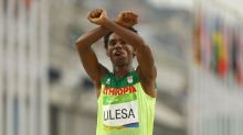Ethiopia's change of guard is fueling an exiled marathoner's hope for the future