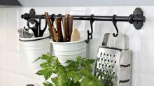 Cómo organizar tu cocina para que parezca de revista