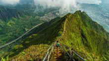 【終極天梯】夏威夷 Haiku Stairs
