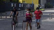 Hacer ejercicio durante la pandemia de COVID-19, ¿debemos usar cubrebocas?