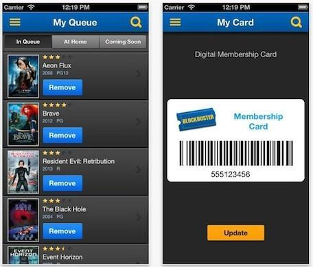 Blockbuster 2.0 rebuilt with physical media rentals in mind