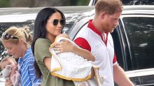 Third time's a charm: Meghan and Harry hire 'godsend' new nanny for baby Archie