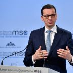Poland defends PM over Holocaust remark denounced by Israel