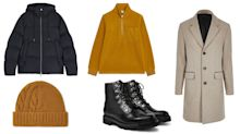 Men's autumn/winter fashion: Shop the best new wardrobe additions