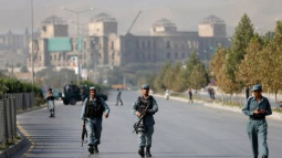 Gun, bomb attack on American University in Kabul kills 13
