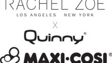 Rachel Zoe x Quinny and Maxi-Cosi Luxe Sport Collection Launches