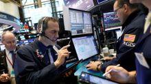 Global stocks fall as U.S. yields rise, commodities tumble