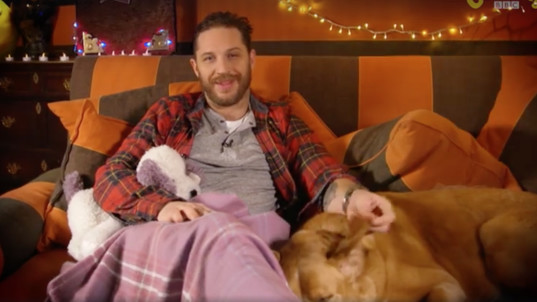 Tom Hardy's Final CBeebies Bedtime Story Teased In New Clip