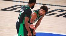 Boston's Marcus Smart misses NBA's All-Defensive Teams; Jaylen Brown gets votes
