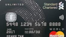 Standard Chartered Unlimited Card Review: Fuss-Free Cash Back Card