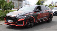 L'Audi RS Q8 ne se cache même plus !