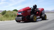 Honda Mean Mower is the most terrifying thing on four wheels