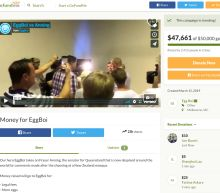 'You Are a Good Egg.' Fundraiser for Australian Teen Who Egged Senator Raises Over $30,000