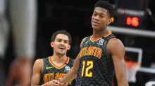 Hawks unveil three new uniforms with cleaner, more vintage touch